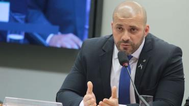 Câmara decide manter deputado Daniel Silveira preso