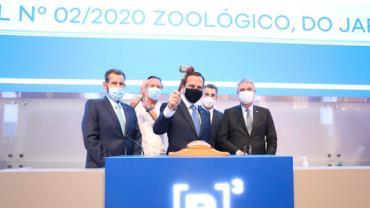 Zoológico e Jardim Botânico de SP são concedidos à iniciativa privada por R$ 111 milhões
