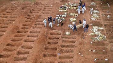Ministério da Saúde prevê até 3 mil mortes por dia em março