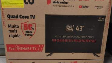 Ladrão se arrepende de furto, compra televisão e devolve para vítima