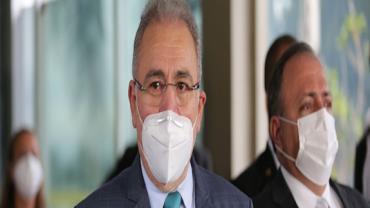 Marcelo Queiroga toma posse como novo ministro da Saúde