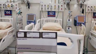 Covid-19: Ministério da Saúde autoriza mais 411 leitos de UTI