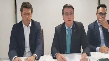 Plano de desmatamento ilegal do Brasil vai custar US$ 1 bi, diz Salles