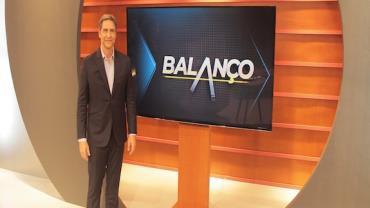 'Agora com Lacombe' estreia formato 'Balanço' nesta quinta-feira (29)