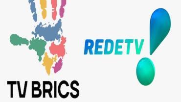 RedeTV! fecha parceria com a TV BRICS