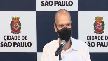 Bruno Covas decide se licenciar do cargo de prefeito de SP para tratar câncer no sistema digestivo