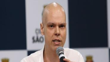 Bruno Covas passa por radioterapia para controlar sangramento residual