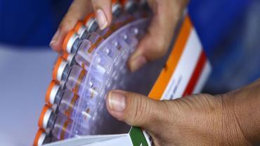 Anvisa conclui que frascos de CoronaVac não estão com menos doses