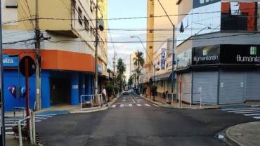 Decreto estabelece critérios para novo lockdown em Araraquara