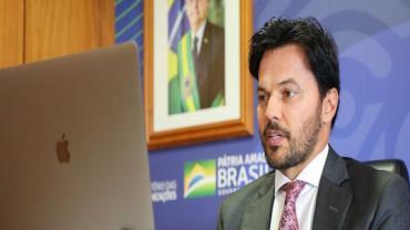 Fábio Faria diz que leilão do 5G será realizado no segundo semestre
