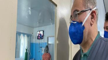 """""""A prioridade é reforçar a campanha de vacinação"""", diz Queiroga"""