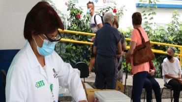 SP: imunização de educadores e pessoas em situação de rua é antecipada