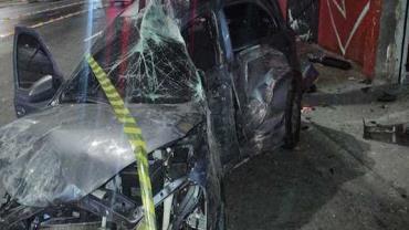 PM morre após colidir o veículo contra muro em São Paulo