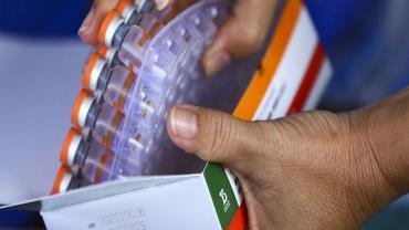 Mais 1 milhão de doses da Coronavac são entregues ao Ministério da Saúde
