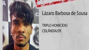 Morre Lázaro Barbosa após confronto com a polícia em Goiás