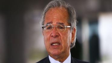 Guedes diz que arrecadação recorde reflete retomada da economia