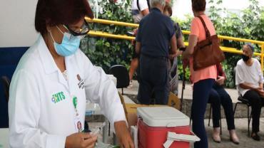 Covid-19: 53% da população adulta de SP recebeu uma dose da vacina