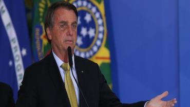 """Hospitalizado em SP, Bolsonaro continua """"evoluindo satisfatoriamente"""", diz boletim"""