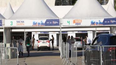 Covid-19: capital paulista vacina pessoas de 31 anos na próxima quinta