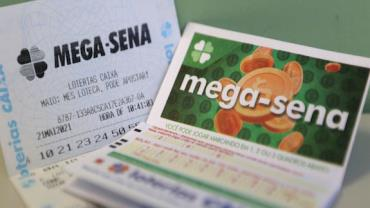 Mega-Sena sorteia  prêmio de R$ 2,5 milhões nesta quarta (21)