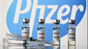 Mais de 1 milhão de doses da Pfizer chegam ao Brasil nesta quarta-feira