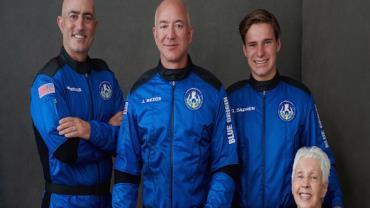 Jeff Bezos oferece 2 bilhões de dólares à Nasa para poder participar da volta da humanidade à Lua