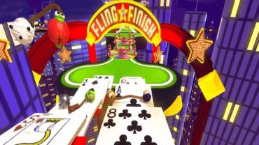 Review: Fling to the Finish um Coop Divertido