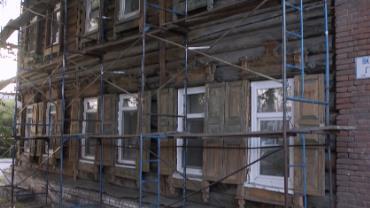 Ação promove restauração de casas antigas na Rússia