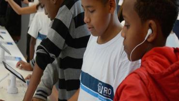 Pandemia causou impactos na alfabetização de crianças