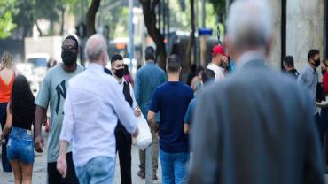 Covid-19: Rio tem queda de 30% no número de óbitos