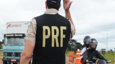 Operação da PRF em rodovias do país termina nesta terça