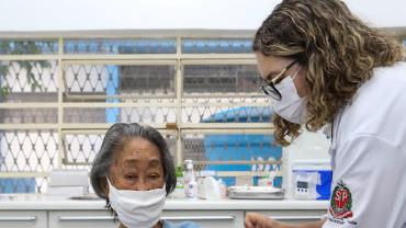 Covid-19: SP atinge 80,27% de adultos com esquema vacinal completo