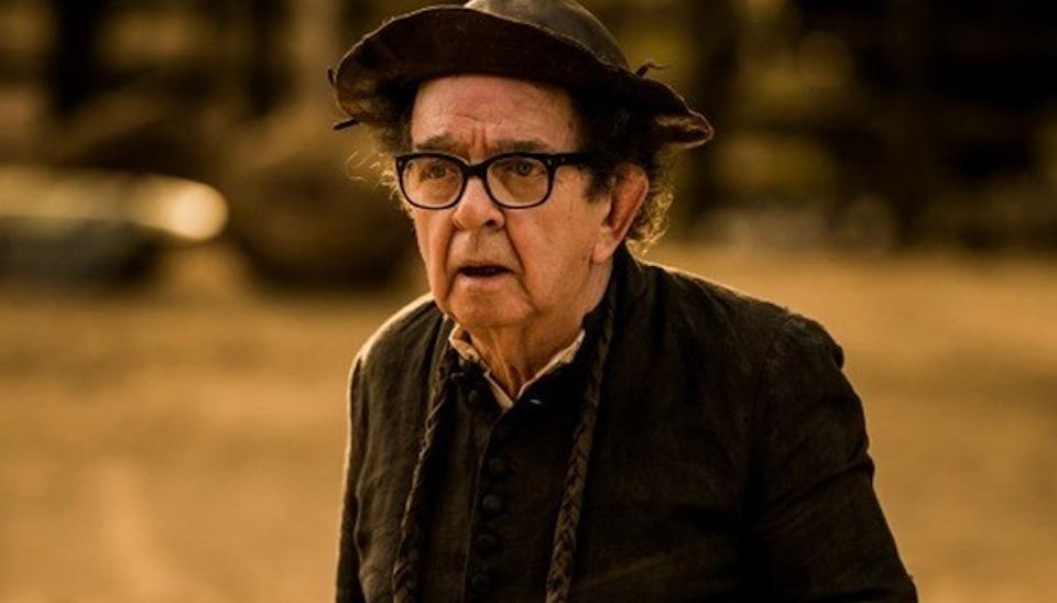"""Também do elenco de """"Velho Chico"""", o ator Umberto Magnani não resistiu a um acidente vascular cerebral em abril de 2016"""