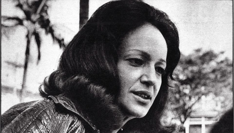 """Glauce Rocha também teve um ataque cardíaco quando faltavam cinco capítulos para o fim da novela """"Hospital"""" (1971), da TV Tupi"""