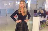 �ris Stefanelli esbanja charme nos looks do MuitoShow