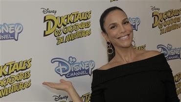 """Ivete Sangalo vai cantar tema de abertura da nova versão de """"Ducktales"""""""