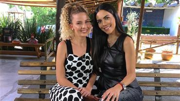 """Mesmo trabalhando com Xuxa, Debby Lagranha revela admiração por outra apresentadora: """"Eu era alucinada pela Eliana"""""""