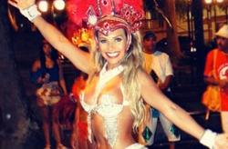 Luana Don exibe boa forma no Instagram