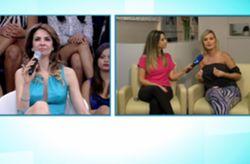 28/01 - Andressa Urach fala sobre drama em UTI