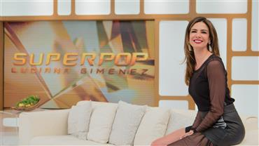 Pepê e Neném participam ao vivo do SuperPop
