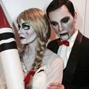Famosos encarnam personagens inusitados para curtir Halloween