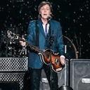 Paul McCartney anima o p�blico sob chuva em SP