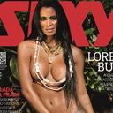 Veja fotos de Lorena Bueri nua na edi��o de fevereiro da Revista Sexy