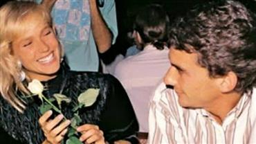 """Xuxa faz homenagem a Ayrton Senna nas redes sociais: """"Aniversário do Beco"""""""