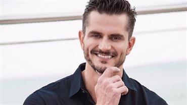 Ex-BBB Marcos Harter comemora marca de 1 milhão de seguidores no Instagram
