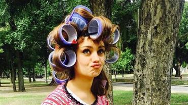 Sophie Charlotte diverte internautas ao fazer graça em foto tirada por Daniel de Oliveira