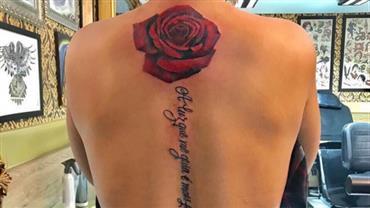 Valesca Popozuda faz nova tatuagem e compartilha resultado na web
