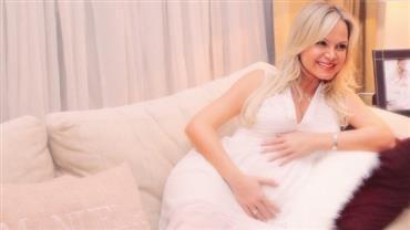 """Eliana relata novo """"susto"""" e anuncia que ficará hospitalizada até o nascimento da filha"""
