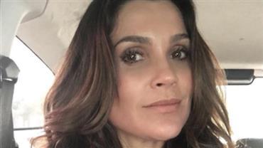 """Flávia Alessandra rebate Antônia Fontenelle: """"Nunca briguei por herança"""""""