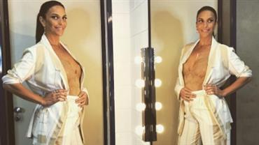 """Ivete Sangalo anuncia que está grávida de gêmeos: """"muito felizes"""""""